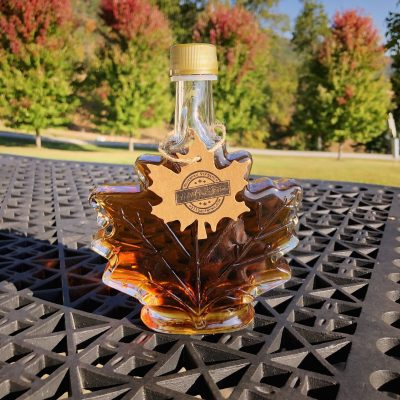 Maple Leaf Bottle